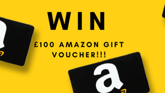 Win £100 worth of amazing vouchers!!